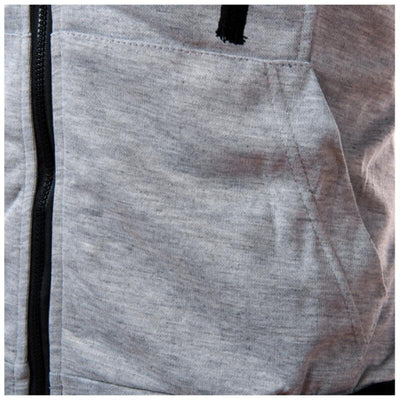 Sleeveless Training Hoodie -