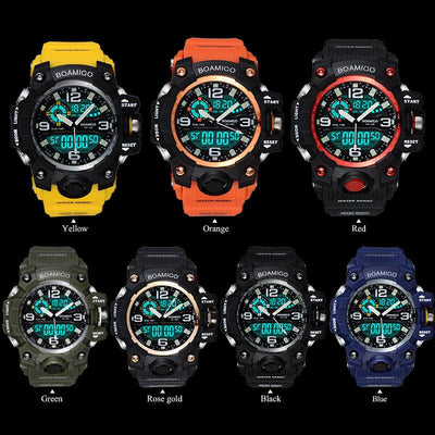 Men Sports Watches -