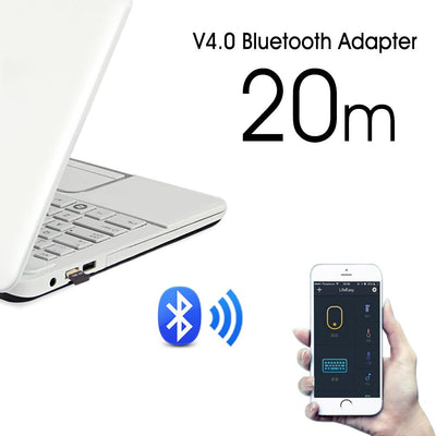 Bluetooth USB Dongle 4.0 -