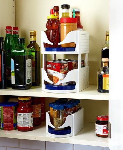 Rotating Storage Organizer -