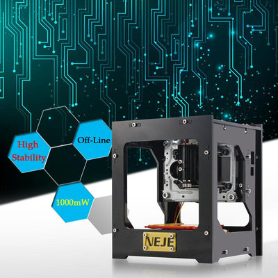 Intelligent Laser Engraving Machine -