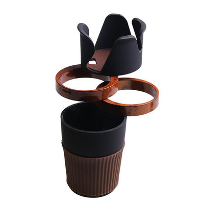 Multi-function Car Drink Cup Holder Organizer -