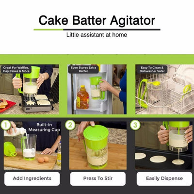 Pancake Batter Dispenser -