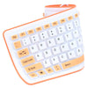 Foldable Silicone Keyboard -