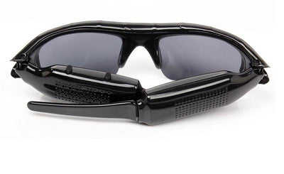 Sunglasses with Camcorder