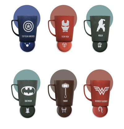 Superhero Coffee Mugs -
