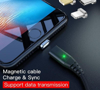 Magnetic Data Cable -