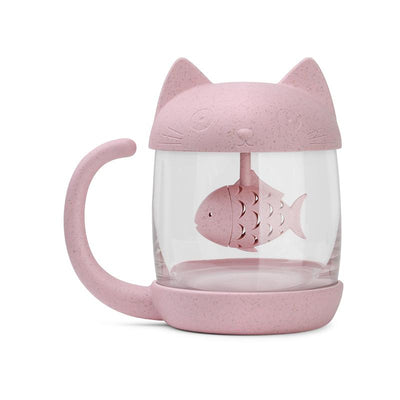 Kit-Tea Cat Tea Infuser -