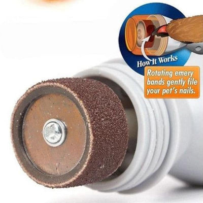 Electric Pet Nail Grinder -