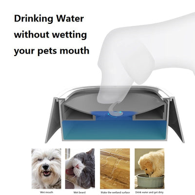 Pet Water Bowl -