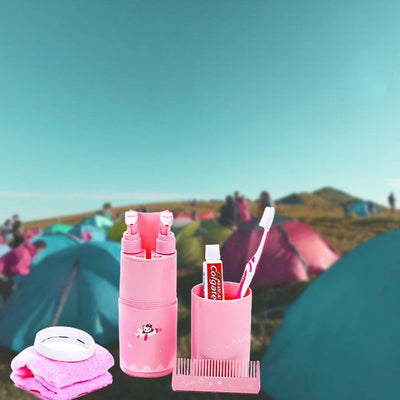 Ultimate Travel Cup Toothbrush Case -