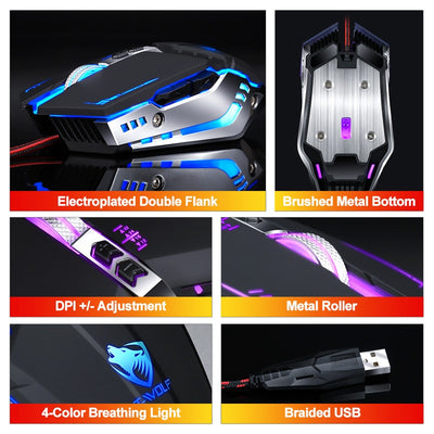 Gaming Mouse -