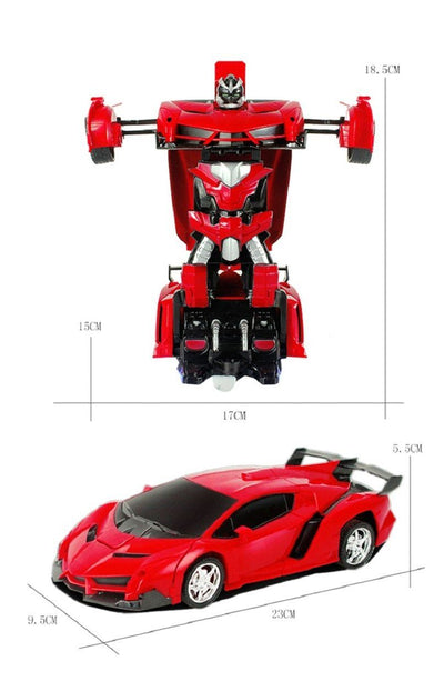 Transformers RC Car - Buy 2, Get 1 50% Off -