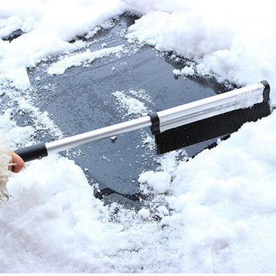 Car Retractable Ice Shovel -