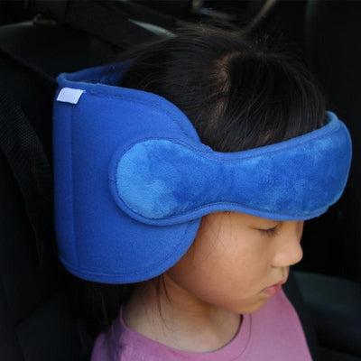 Child Car Seat Head Support -