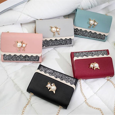 Chain Shoulder Bags -
