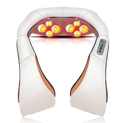 Electronic Back And Neck Massager -