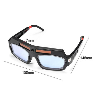 Solar Powered Welding Glasses -