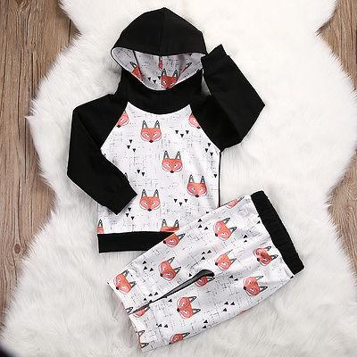 Fox Autumn Set -