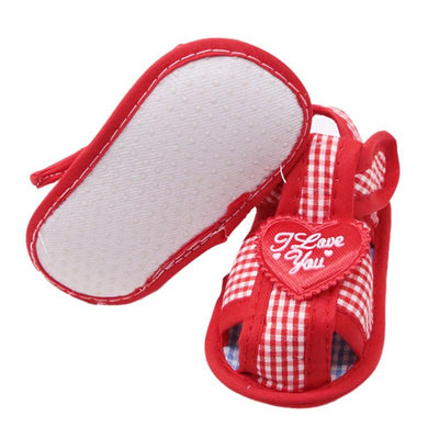 Soft Soled Baby Shoes -