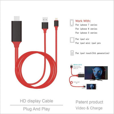 HDTV Cable For iPhone -