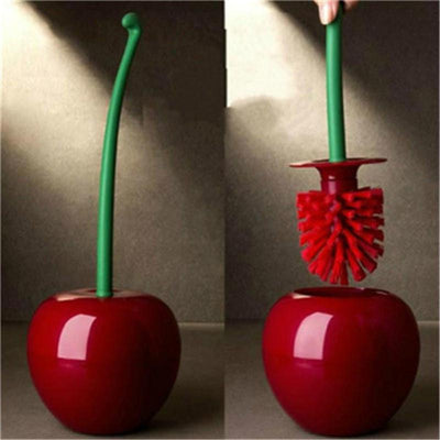 Cherry Toilet Brush -