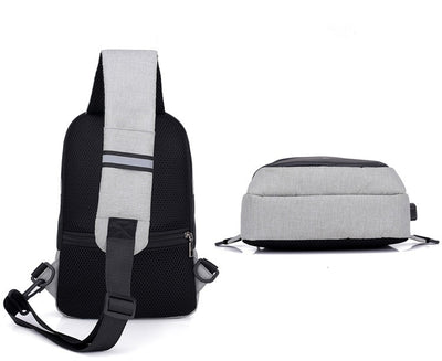 Men's Shoulder Bag -
