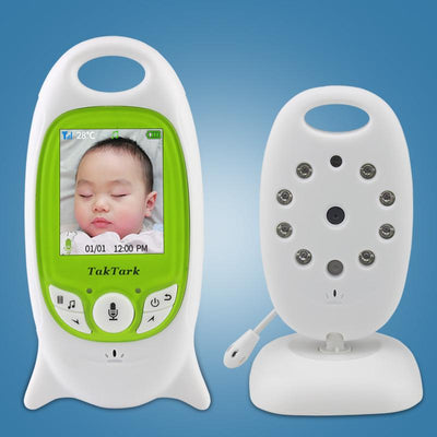 Wireless Video Baby Monitor -