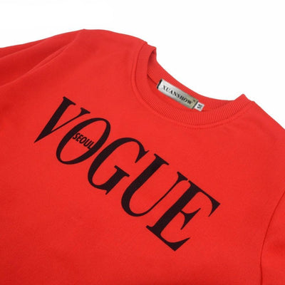 Vogue Tracksuit Set -