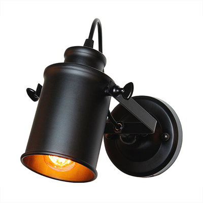 wall lamp - Black No Bulb