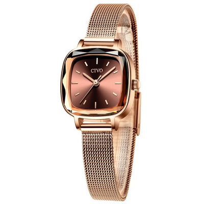 Watches for Women - mesh rosegold [350686]