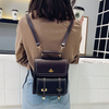 Thea Vintage Leather Backpack -