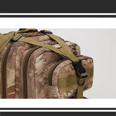Military Travel Rucksacks -