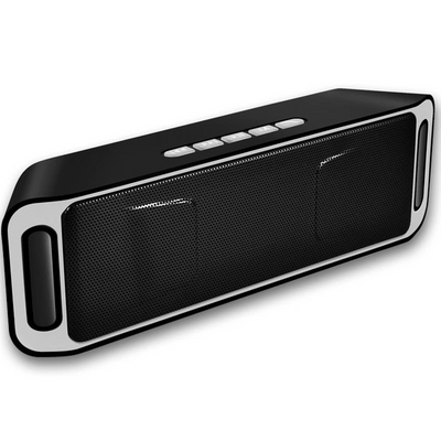 Bluetooth Speaker - Gray