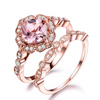 Rings For Women - 4 / Morganite Ring