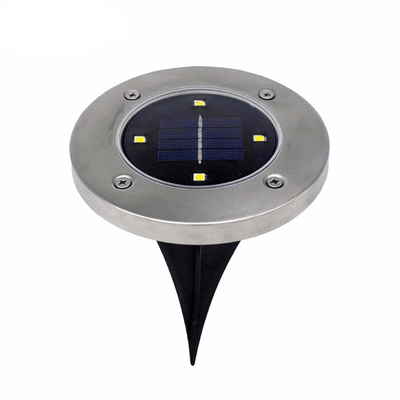 LED Solar Ground Lights -