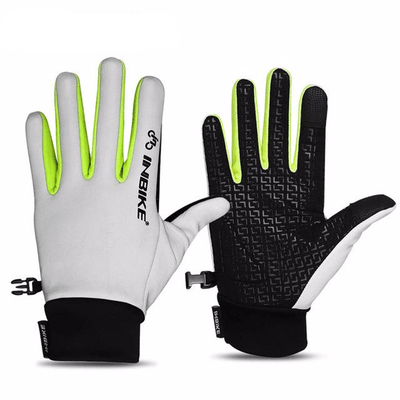 Reflective Cycling Gloves -