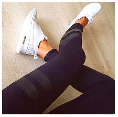 Sports Elastic Leggings for Women -
