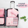 Luggage Packing Organizer Set (6 Pcs) -