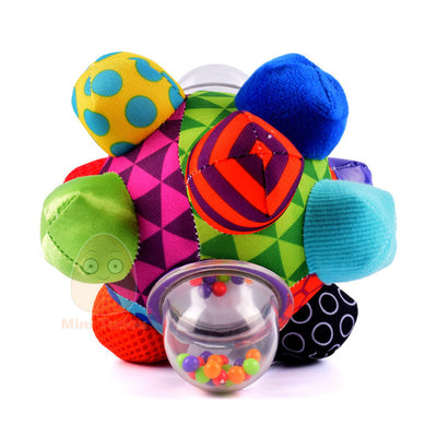 Rattles Ball Toys - Multicolor