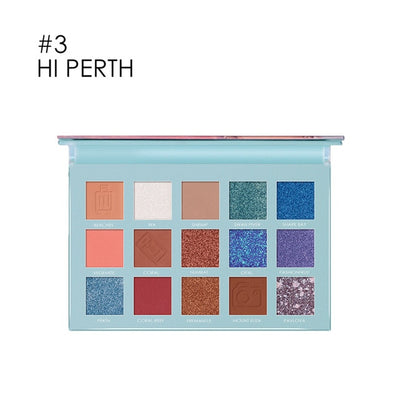 Glitter Eye Shadow - 3 HI PERTH
