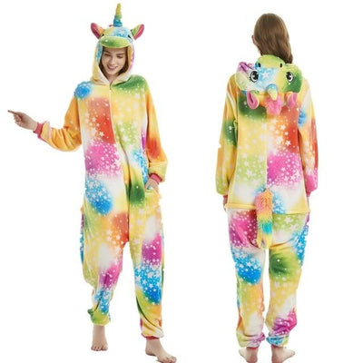 Animals Costume - RainbowStar / S / Animal pajamas