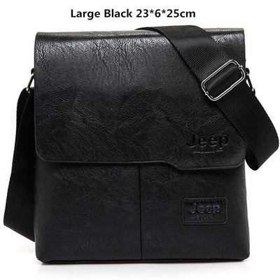 Business Bags For Men - Large Black