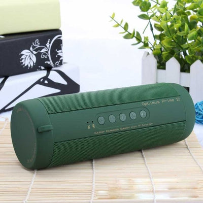 Bluetooth Speaker - T2 Green