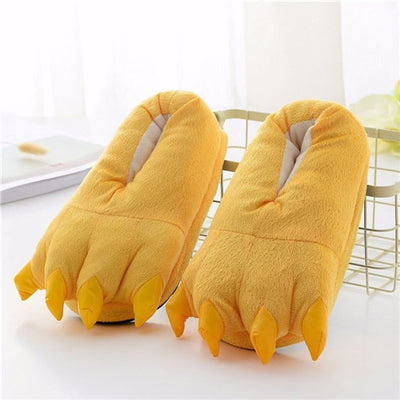 Slippers For Kids - Yellow / 35