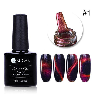 UV Gel Polish Lacquer Varnish Manicure - Color01