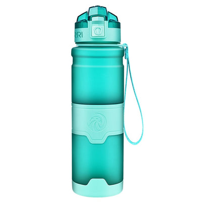 Plastic Water Bottles - 400ml / sky blue