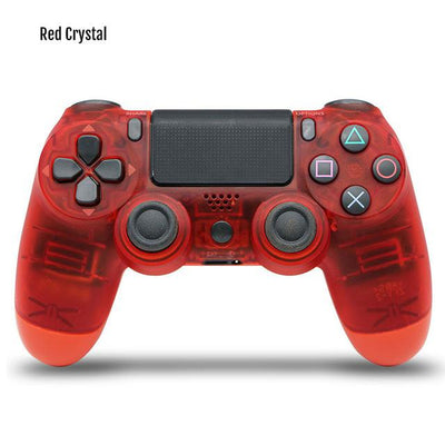 Wireless Game Controller - Transparent red