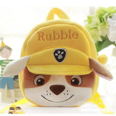 Paw Patrol Backpack - Rubble