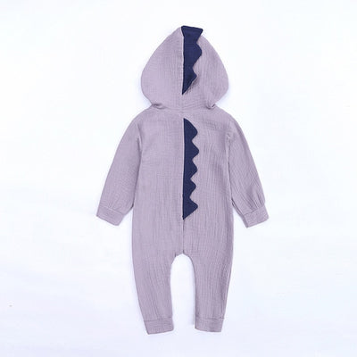 Bunny Rompers For Baby - Purple [200004889] / 3M